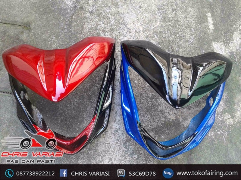 Cover Headlamp Byson Karbu