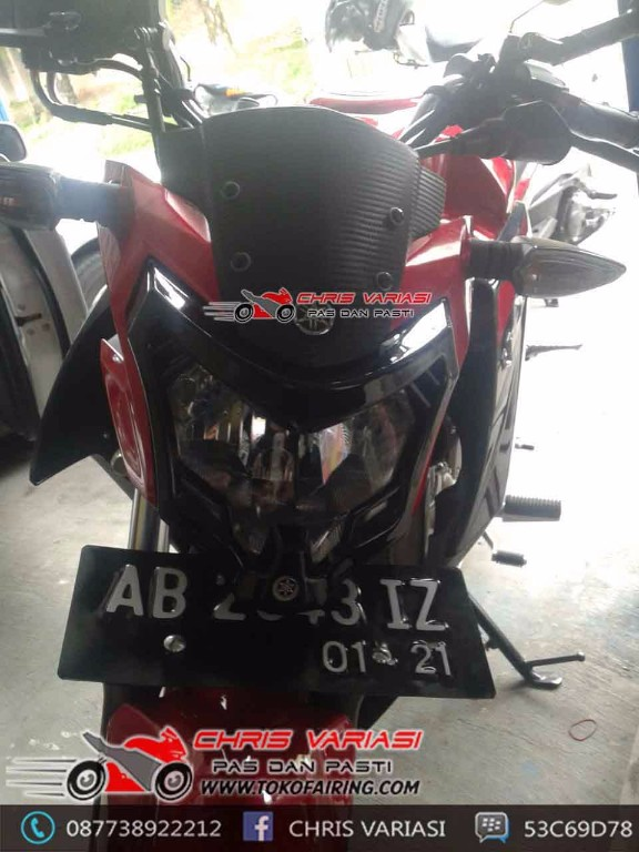 Cover Headlamp New Vixion Advance