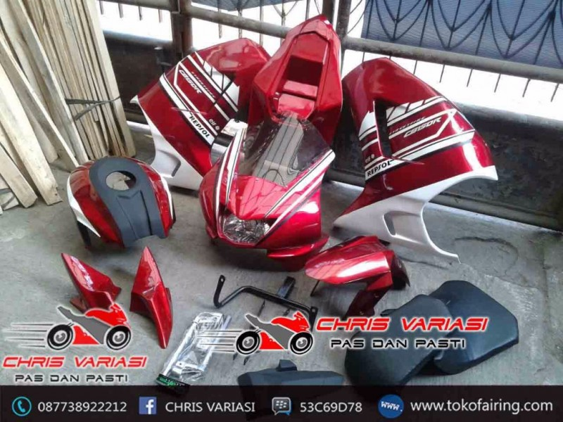 Full Fairing M1 Mix body R125 CB 150R Old