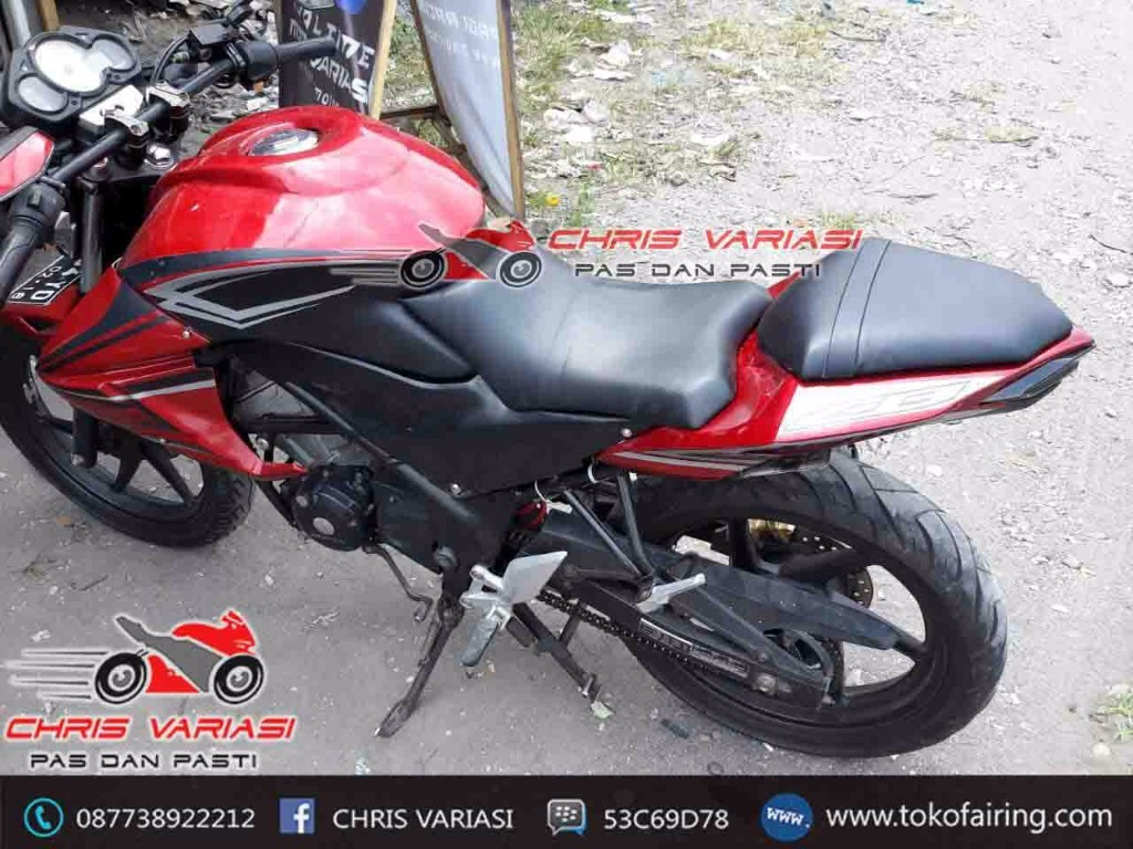 Body Belakang model ninja fi+ Cover Tangki cb 1000 Old Cb 150r
