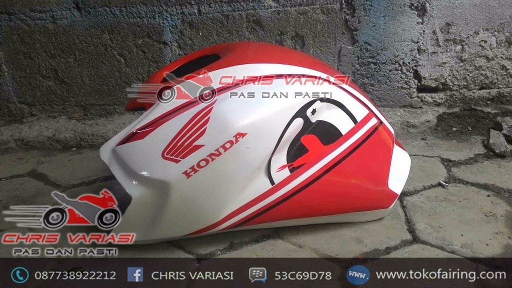 Fairing Streetfighter depan For all New CB 150r