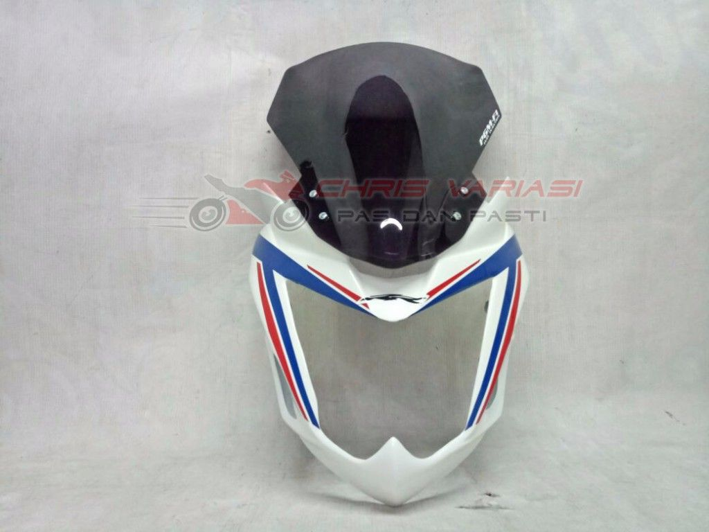 Cover Headlamp Cb 150R Long Visor (copy)