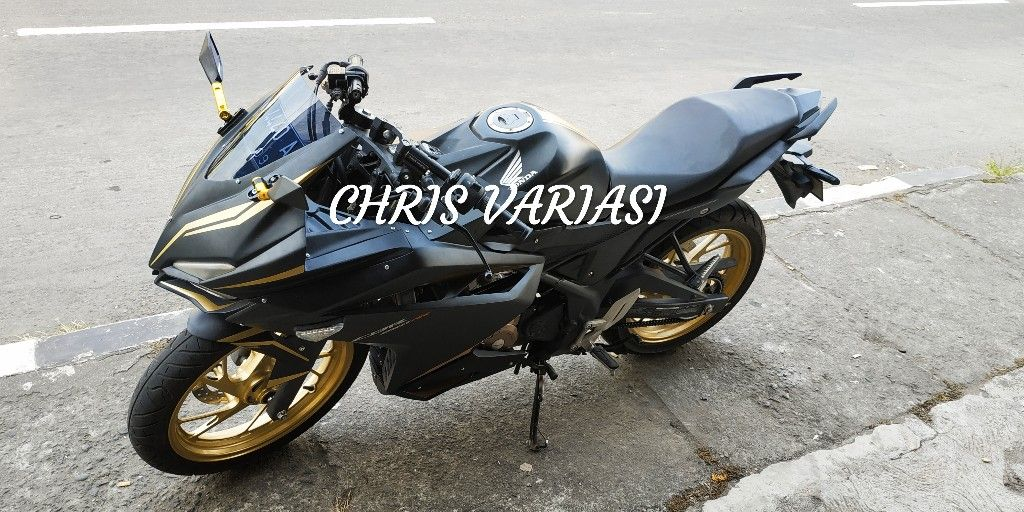 Full Fairing depan model CBR 250RR V2 ON NEW CB