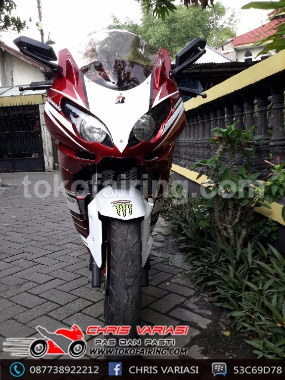 Full Fairing Ducaty Red Racing 2D Yamaha Indonesia