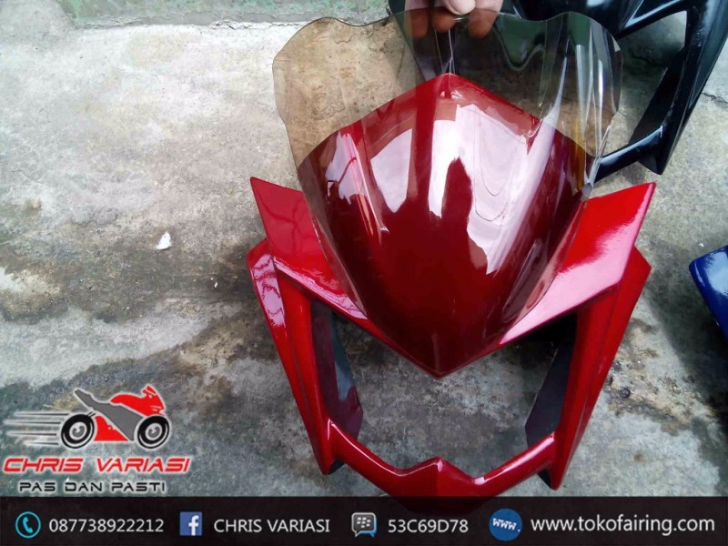 Cover Headlamp New Vixion
