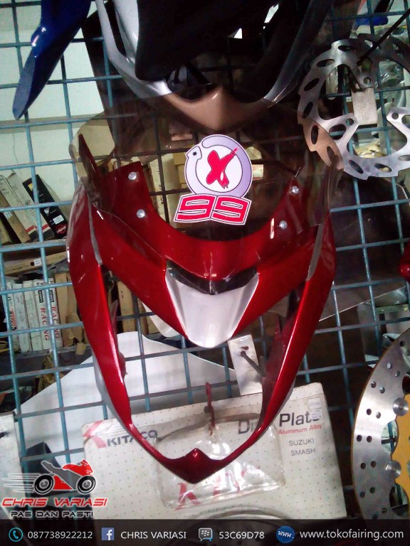 Cover Headlamp CB 150R