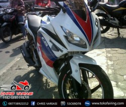 Full Fairing CBR 500 CB 150 R old