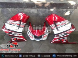 Fairing Full Depan M1 GP Red Universal