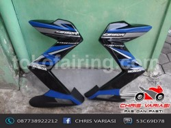 Sayap Cb 150R Old Model Ninja Z Blue Combination