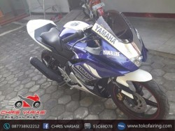 Fairing Full set R25 V3 New Vixion Blue GP
