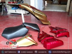 Body Belakang Model Ducaty Gold